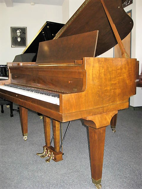 sold bush lane 5 39 grand piano piano sales and. Black Bedroom Furniture Sets. Home Design Ideas