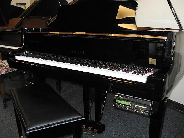 Yamaha disklavier grand piano for Yamaha disklavier grand piano