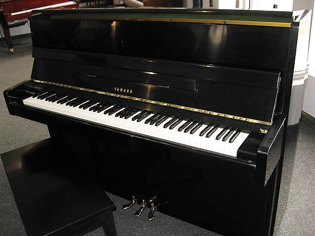 Yamaha Piano Model Number Location