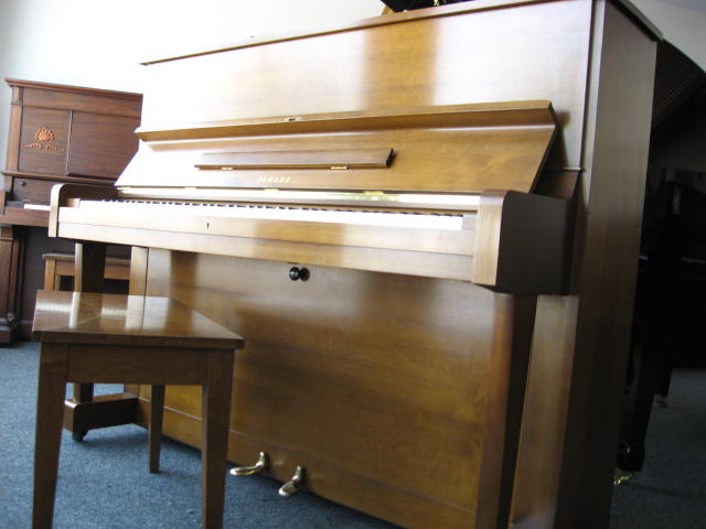 Yamaha model u1 studio upright piano for Yamaha u1 professional upright piano