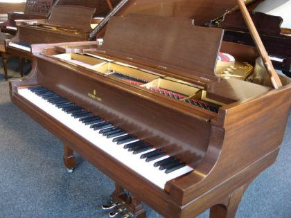Steinway & Sons model M Studio Grand Piano