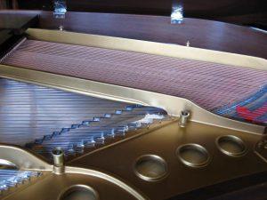 Steinway & Sons model M Studio Grand Piano