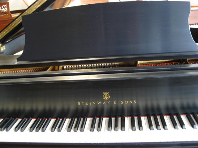Steinway model L Parlor Grand Piano