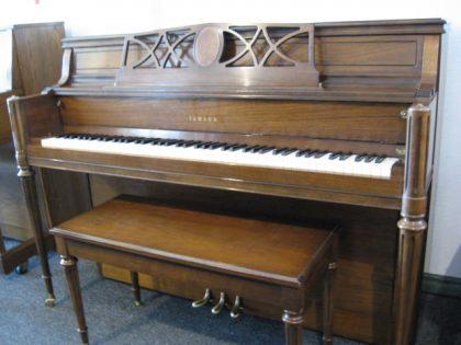 Yamaha model M203 Console Piano