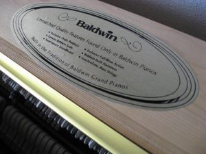 Baldwin model 246 Studio Upright
