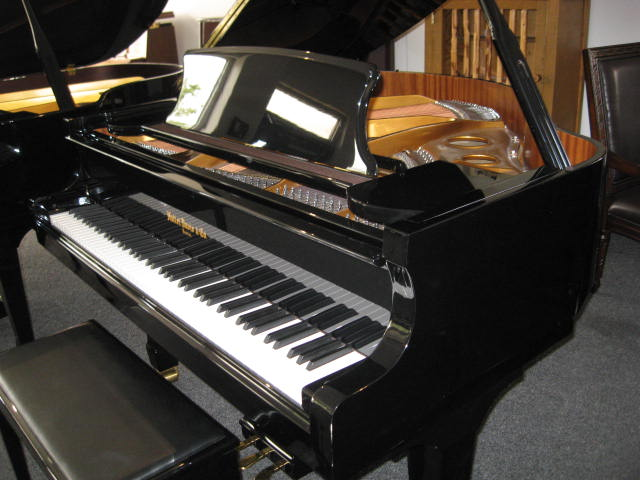 Hallet Davis model H-143 Grand Piano