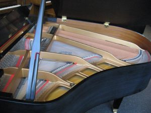 Yamaha model GH1 Grand Piano