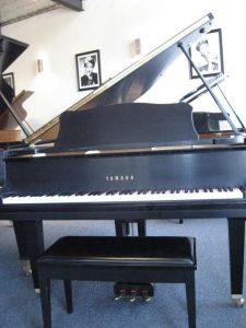 Yamaha model GH1 Grand Piano