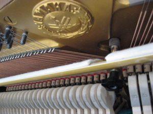 Yamaha piano action