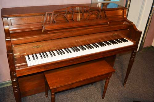 Kawai Model 601-T Upright Piano