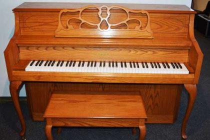 Samick Model SU-143 Studio Piano
