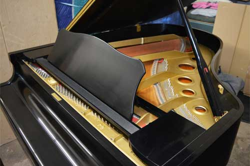 Yamaha Conservatory grand piano