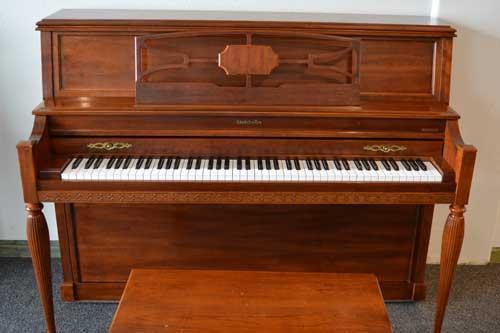 Baldwin Hamilton Studio Piano