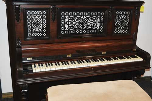 Hardman Upright Piano Circa 1883