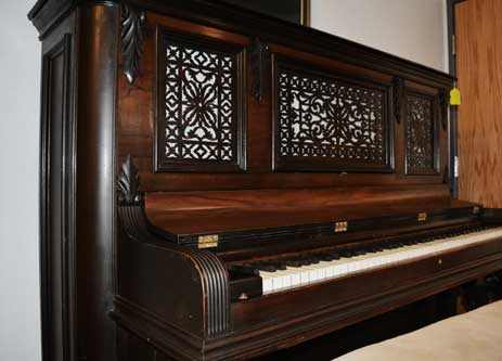 hardman 1883 uUpright Piano at 88 Keys Piano Warehouse