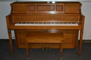 Yamaha M402 Console Piano at 88 Keys Piano warehouse