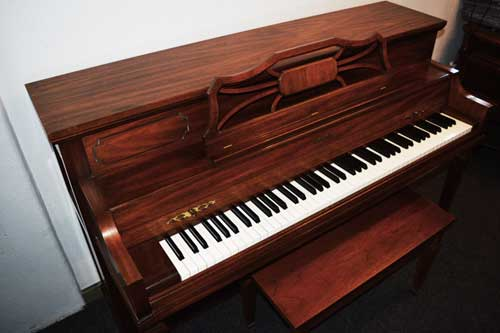 Baldwin consolepiano keyboard At 88 Keys Piano Warehouse