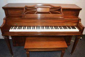Baldwin console piano At 88 Keys Piano Warehouse