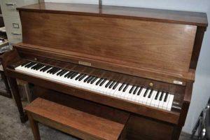 Baldwin upright piano At 88 Keys Piano Warehouse