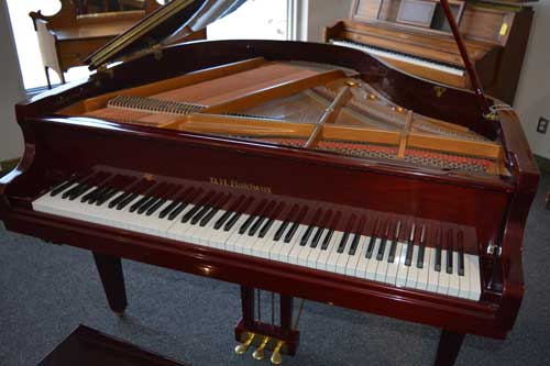 DH Baldwin Model C-142 Grand Piano