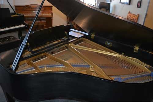 Kawai grand piano soundboard At 88 Keys Piano Warehouse