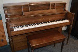 Yamaha console piano At 88 Keys Piano Warehouse