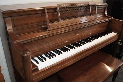 Yamaha console piano keyboard At 88 Keys Piano Warehouse