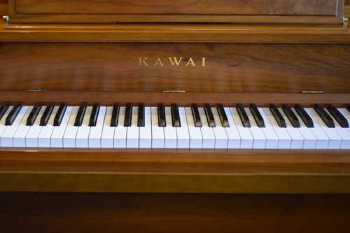 Kawai console piano logo at 88 Keys Piano Warehouse