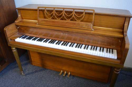 Kawai consol piano at 88 Keys Piano Warehouse