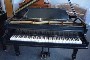 """Steger 5'8"""" Grand piano at 88 Keys Piano Warehouse"""