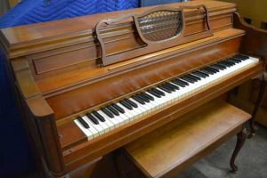 Story & Clark model 187 console piano at 88 Keys Piano Warehouse