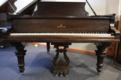 1904 Steinway Grand Piano