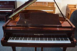 Hallet davis Grand piano M-202 studio piano at 88 Keys Piano Warehouse