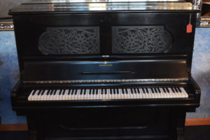 Classic Steinway Upright piano at 88 Keys Piano Warehouse
