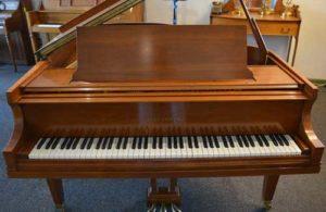 Baldwin Model R Grand piano at 88 Keys Piano Warehouse