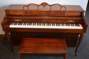 Baldwin Spinet Piano at 88 Keys Piano Warehouse