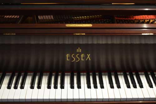 Esex Grand piano logo at 88 Keys Piano Warehouse