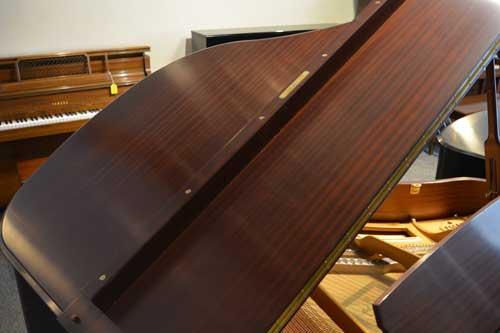 Essex Grand piano top at 88 Keys Piano Warehouse
