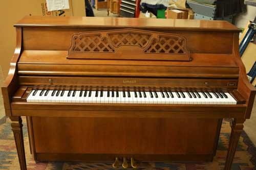Kimball Model S412 Console Piano