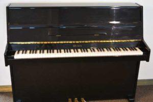 Weber Console piano at 88 Keys Piano Warehouse