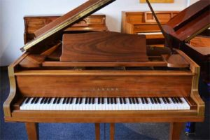 Yamaha Grand Piano at 88 Keys Piano Warehouse