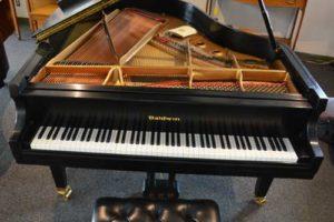 Baldwin Grand piano at 88 Keys Piano Warehouse