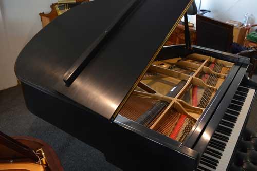 Baldwin Grand piano top at 88 Keys Piano Warehouse