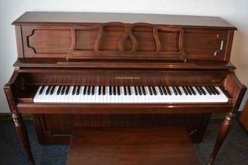 Pramberger Studio Piano