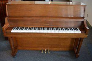 Yamaha studio piano at 88 Keys Piano Warehouse