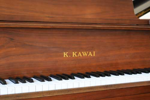 Kawai Grand piano logo at 88 Keys Piano Warehouse
