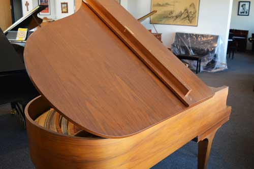 Kawai Grand piano top at 88 Keys Piano Warehouse