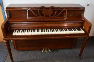 Sohmer studio piano at 88 Keys Piano Warehouse
