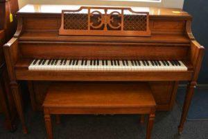 Kohler Campbell console piano at 88 Keys Piano Warehouse