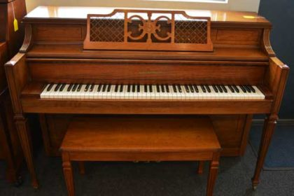 Kohler Campbell Console Piano